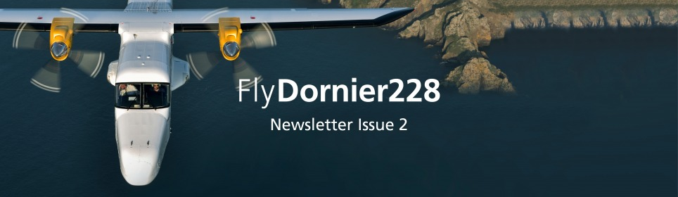 FlyDornier228 - Newsletter, Issue 2