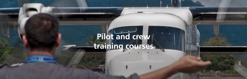 FlyDornier228_Pilot and crew training courses topic1