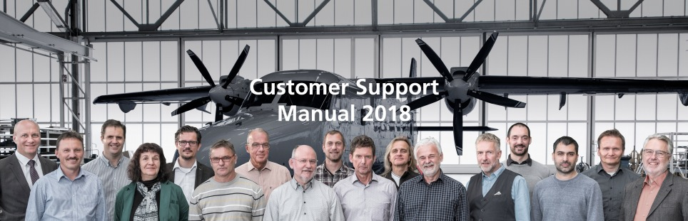 FlyDornier228_Customer Support Manual 2018