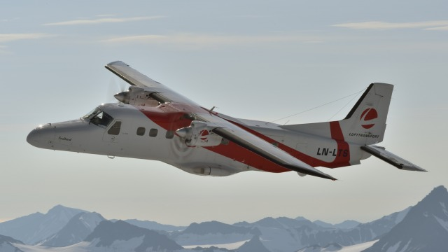 Thumnail_Dornier 228 operations Lufttransport A.S