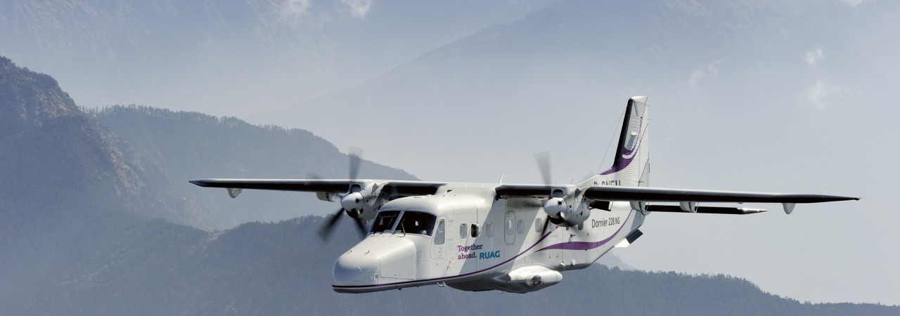 Dornier 228 multirole and advanced commuter missions and operations