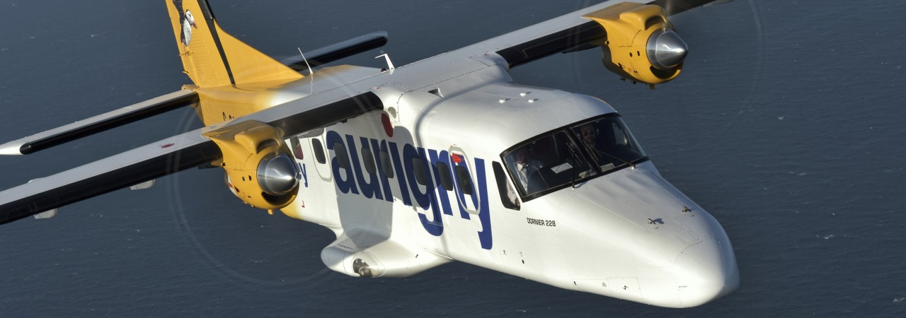 Dornier 228 Aurigny in flight_High-res